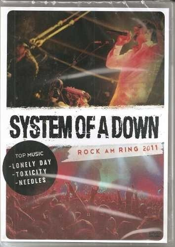 Dvd System Of A Down Rock Am Ring 2011