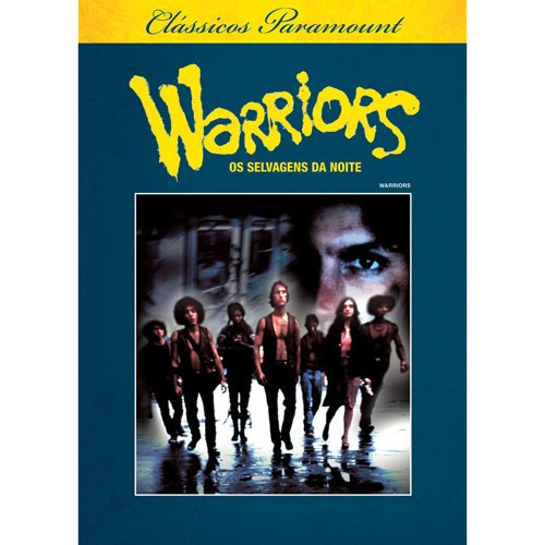 Dvd Warriors - Os Selvagens Da Noite (lacrado)