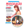 Revista Musculação Dvd Videoaula Exercícios Curso Ed. Sampa