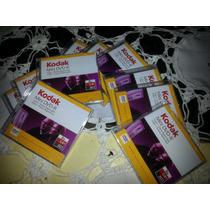 Vendo 10 Mini Dvd-r Kodak