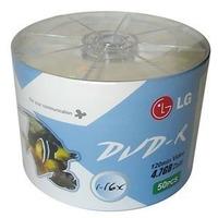 100 Dvd-r Lg Com Logo Mídia Virgem Pack Lacrado Frete Barato