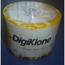Dvd Virgem Digiklone Dvd-r 8x Tubo/50