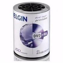 300 Dvd+r Dl Elgin (umedisc) 8.5gb 8x Printable - Frete Grat