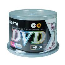 50 Dvd+r Dl Ridata Printable Dvd Dual Layer 8,5 Frete Grátis