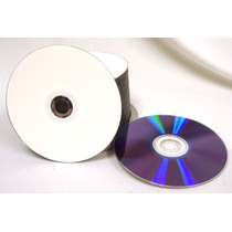 50 Midia Dvd-r Virgem Printable 8x / 16x Várias Marcas 4.7gb