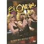 Dvd Blondie - Live By Request - Usado***