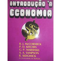 Introdução À Economia - B. J. Mccormick