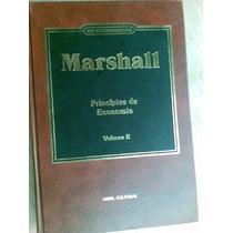Livro - Marshsall - Volume 2 - Princípios De Economia