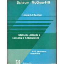 Estatística Aplicada A Economia E Administração Leonard J. K