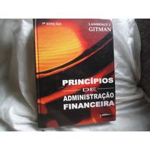 Livros Princípios Da Administração Financeira Lawrence J. G