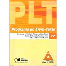 Plt 77 Economia 2ª Edição Revisada E Atualizada Marco Antoni