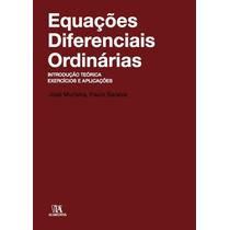 Equações Diferenciais Ordinárias: Introdução Teórica,