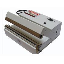 Máquina Seladora De Sacos Plásticos 20cm Com Refil / Bivolt
