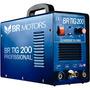Máquina Solda Inversora De Solda Tig/mma 200a 220v