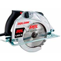 Serra Circular 7.1/4 Pol 1400w 5401 Skil 127v Qualid. Bosch