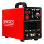 Máquina Inversora De Solda Tig Mma Ws-160 Bivolt Star Weld
