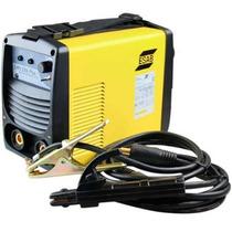 Máquina Para Solda - Inversora Portátil 220v Lhn 220i -esab