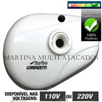 Pressurizador P/ Chuveiro Lorenzetti Maxi Turbo 110v Ou 220v