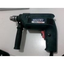 Furadeira De Impacto 400w 3/8 Mfi 400 Mallory - Usada