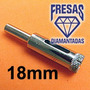 Brocas Para Vidro Diamantada 18mm