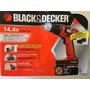 Parafusadeira 14,4v Black & Decker + 2 Baterias + Maleta