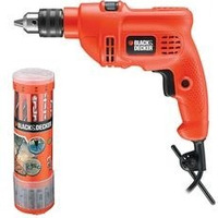 Kit Furadeira Impacto Black And Decker 560w Kit Brocas 127v