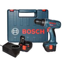 Furadeira Parafusadeira Bosch 2 Baterias 12v 127v Gsr 12-2