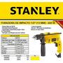 Furadeira Impacto Stanley 1/2 13mm 600 Watts