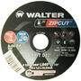 Disco De Corte 4.1/2 X 3/64 X 7/8 Pol Zipcut - Walter 11t042