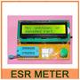 Medidor De Esr Transistor Capacitor Indut Resistor Diodo...