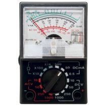 Multimetro Analógico Loud Vac Vdc Cdc Resist Mod Ld360 Trn