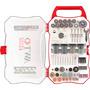 Kit Com 208 Peças Para Micro Retífica - Ara0208 - Dwt