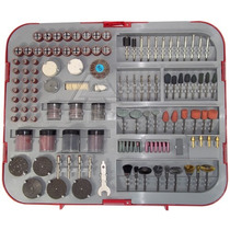 Kit De Acessórios Para Micro Retífica - 250 Peças