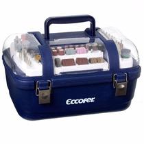Kit Micro Retífica E Acessórios Eccofer 250 Peças 220v 130w