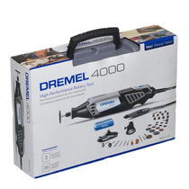 Micro Retifica Dremel 4000 110v C/39 Acessórios