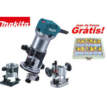 Tupia Makita 6mm - Rt0700cx2