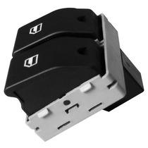 Botão Interruptor Vidro Elétrico Fox Gol Duplo 2 Estágios