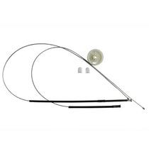 Kit Reparo Maquina Vidro Eletrico - Fox 4 Portas Dianteiro