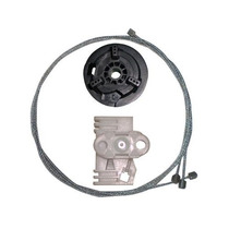 Kit Reparo Maquina Eletr Vidro Meriva Traseiro Ld