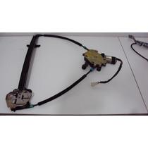 Maquina De Vidro Elétrica Gol 2p Bola 95.2000 Com Motor Echi