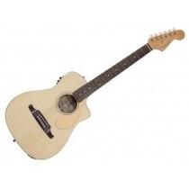 Violao Fender 096 8608 Malibu Ce 021 Nt Na Cheiro De Musica