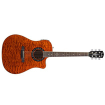 Violão Fender Folk Aço Eletroacust T-bucket 300ce Amber 8648