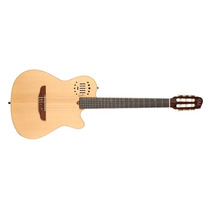 Violão Godin Multiac Nylon D-amb Natural C/bag