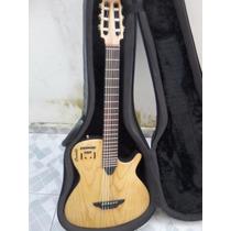 Violão Caimbé C/ Case - Lindo! Feito Por Luthier