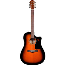 Violão Folk Fender Cd60 0961536 232 Brown Sunburst - 011969