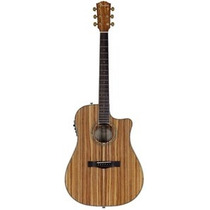 Violao Fender Dreadnought 096 1504 Cd220 Ce 021 All Zebrano