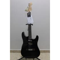 Violão Fender Stratacoustic Deluxe 306 - Black - 096 7400