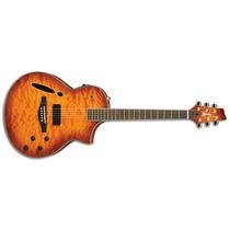Violão Eletro Acústico Ibanez Msc380qm Vv Vintage Violin Com