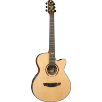 Violão Strinberg Elétrico Super Flat As55c Natural Oferta