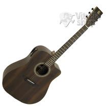 Violão Folk Rozini Rx315at Ct + Capa Sanbai Solid Sound